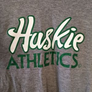Saskatchewan huskie Athletic graphic tee t-shirt